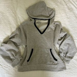 Lucky brand grey hoodie